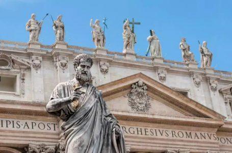 O que é a Cátedra de São Pedro?